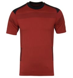 Every Second Counts Red Circuit Tee