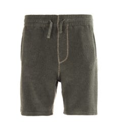 Armor Lux Bermuda Terry Green Shorts