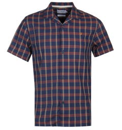 Farah Phantom Short Sleeve Check Shirt