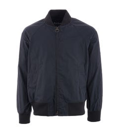 Barbour x Engineered Garments Navy Irving Jacket