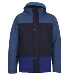 Barbour Beacon Scout Navy Jacket