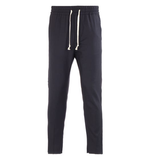 Vivienne Westwood Drawstring Black Trousers