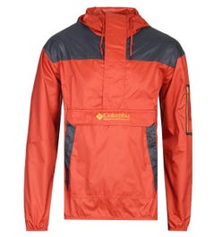 Columbia Challenger Red Windbreaker