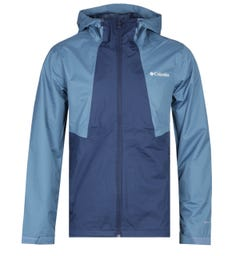 Columbia Inner Limits II Navy Lightweight Jacket