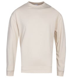 NN07 Jerome 3211 Crew Neck Light Beige Sweatshirt