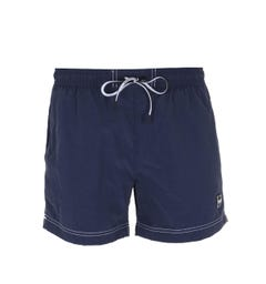 BOSS Bodywear Tuna Small Tab Navy Swim Shorts