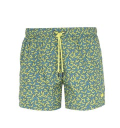 BOSS Bodywear Rockfish Banana Print Swim Shorts