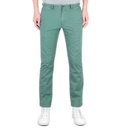 Polo Ralph Lauren Bedford Slim Fit Mantis Green Chinos