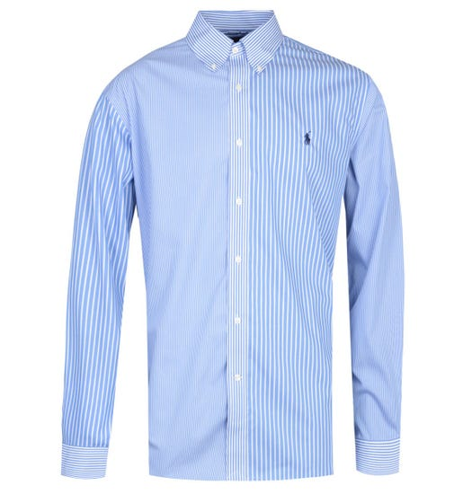 Polo Ralph Lauren Button Down Long Sleeve Striped Shirt