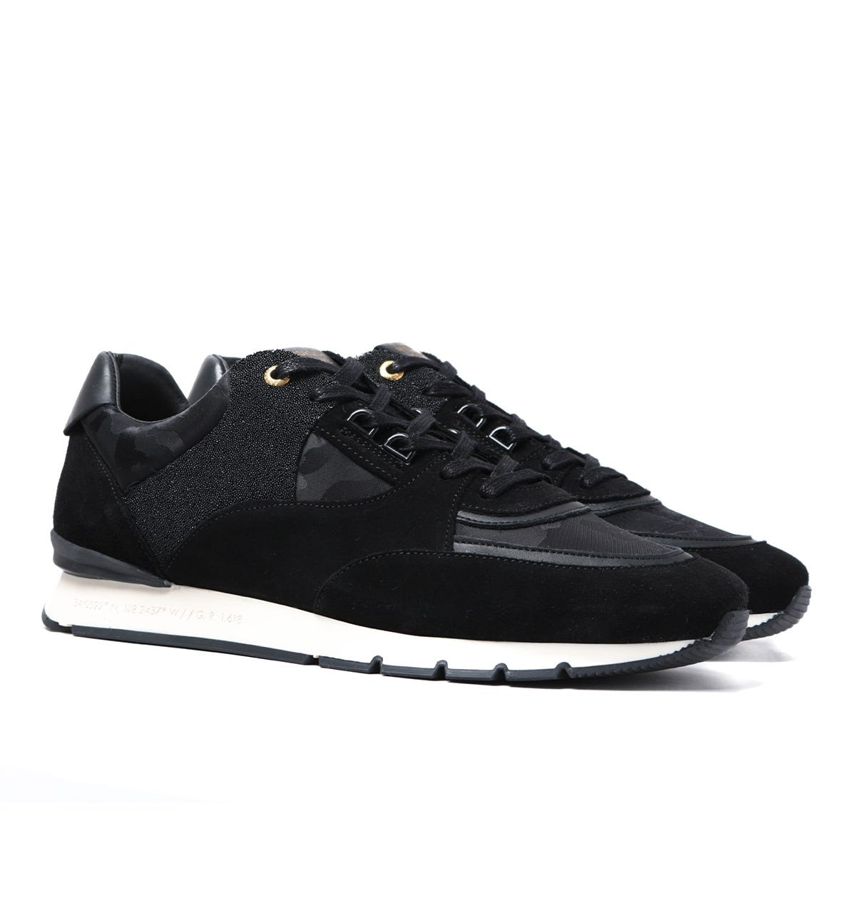 Android Homme Belter 2.0 Black Caviar