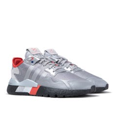 Adidas Originals Nite Jogger Silver Reflective Trainers