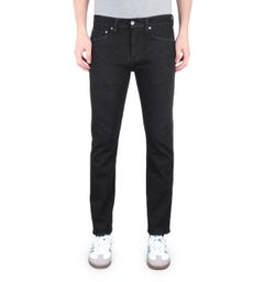 Edwin ED-80 Slim Tapered CS Ayano Black Denim Jeans