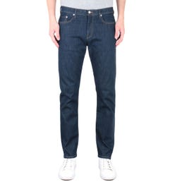 PS Paul Smith Tapered Fit Deep Indigo Denim Jeans