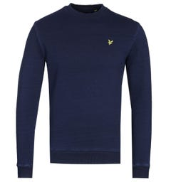 Lyle & Scott Indigo Blue Indigo Sweatshirt