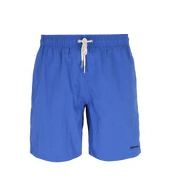 "Barbour 7"" Bright Blue Logo Swim Shorts"