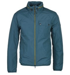 Barbour International Kirby Pine Green Waterproof Jacket