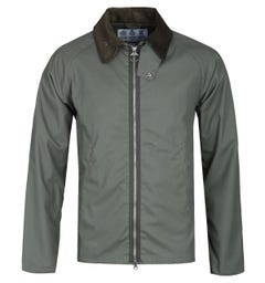 Barbour Beacon Munro Khaki Jacket