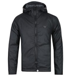 Barbour Beacon Allister Black Wax Jacket