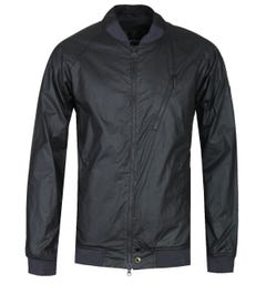 Barbour International Glendale Black Wax Jacket