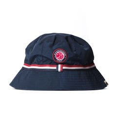 Pretty Green Likeminded Navy Bucket Hat