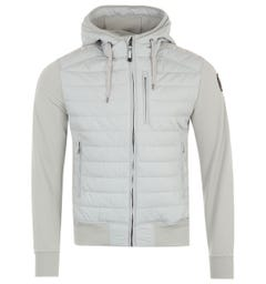 Parajumpers Ivor Puffer Hooded Sweatshirt - Champagne