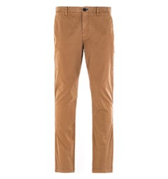 PS Paul Smith Stretch Cotton Mid-Fit Chino - Tan