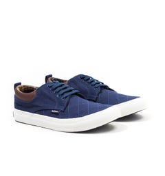 Barbour Cromwell Trainers - Navy